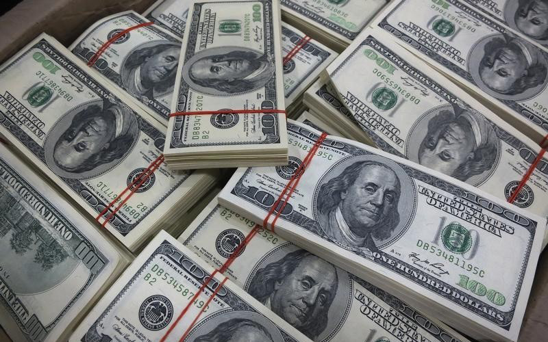Tỷ giá ngoại tệ hôm nay 14/12: Miệt mài giảm trên thị trường tự do