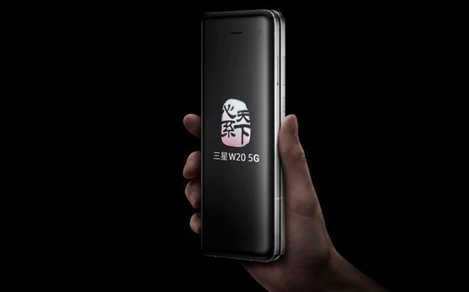 """Galaxy W20 5G cũng """"cháy hàng"""" tại Trung Quốc, Samsung lại hốt bạc - Ảnh 1."""
