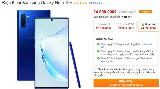 NÓNG: Hàng loạt smartphone cao cấp giảm 5 – 6 triệu đồng - Ảnh 3.