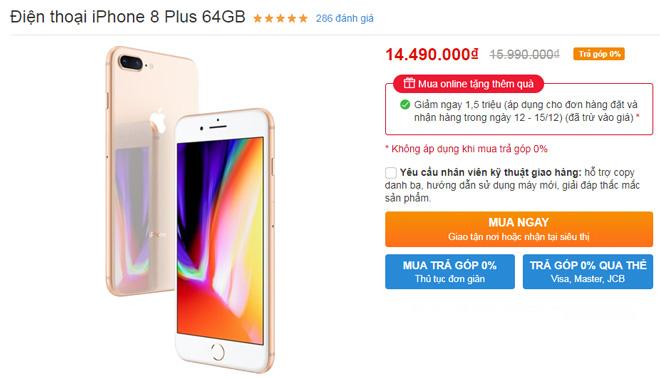 NÓNG: Hàng loạt smartphone cao cấp giảm 5 – 6 triệu đồng - Ảnh 4.