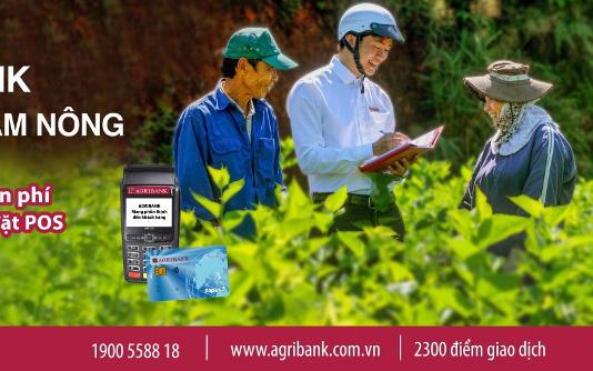 Agribank xây dựng hệ sinh thái thanh toán không dùng tiền mặt ở nông thôn
