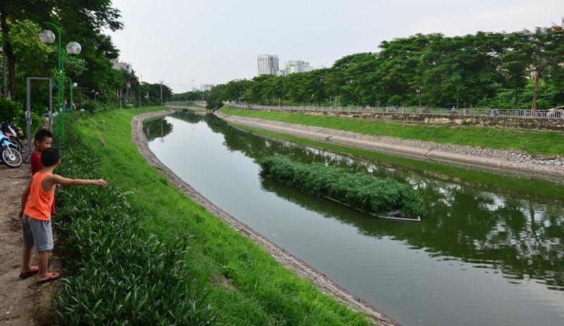 Phương án tối ưu hồi sinh sông Tô Lịch - Ảnh 2.