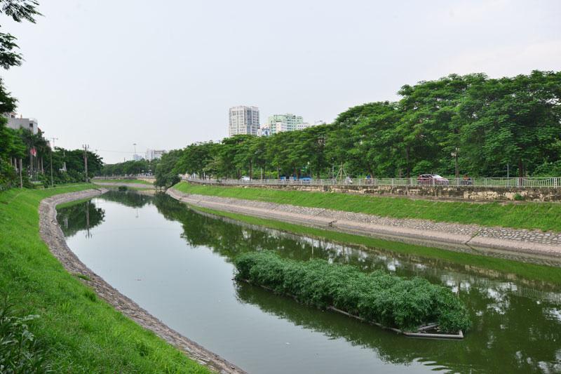 Phương án tối ưu hồi sinh sông Tô Lịch - Ảnh 1.