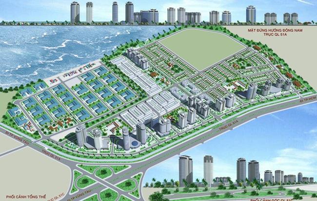 Tập đoàn Sovico của tỷ phú Nguyễn Thị Phương Thảo đầu tư hai dự án 2.170 ha tại Vũng Tàu - Ảnh 1.