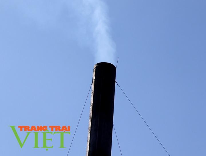 Ai chống lưng cho nhà máy gạch của Công ty CPVLXD Sông Mã hoạt động trái phép ? - Ảnh 6.