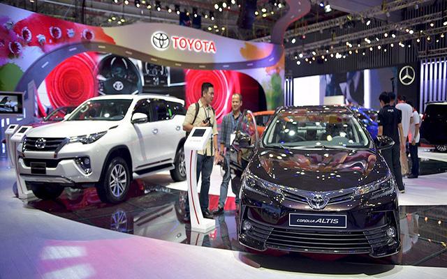 Cận tết 2020, lượng ô tô nhập khẩu giảm mạnh