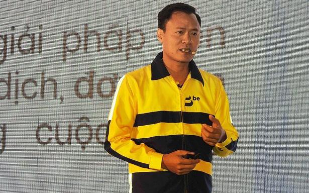Ông Trần Thanh Hải bất ngờ rời ghế CEO ứng dụng gọi xe be