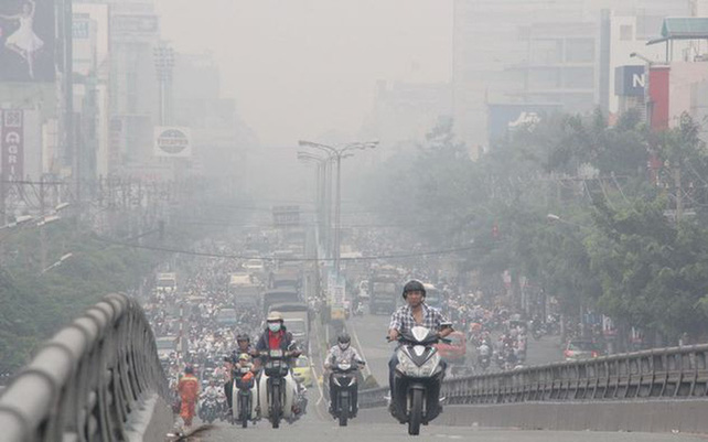 Hà Nội ra chỉ thị khẩn khắc phục ô nhiễm không khí
