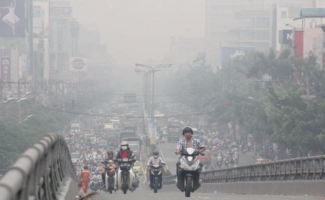 Hà Nội ra chỉ thị khẩn khắc phục ô nhiễm không khí - Ảnh 1.