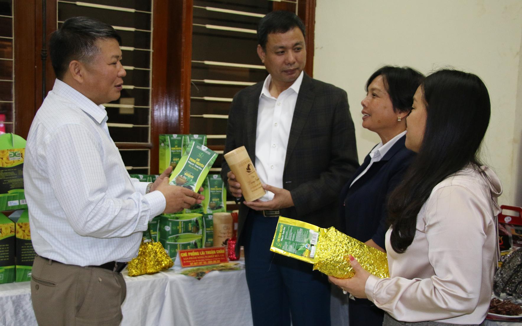 Sơn La: Có 28 sản phẩm đạt tiêu chuẩn OCOP