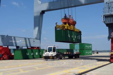 Cảng Cái Mép - Thị Vải nằm trong danh sách tăng trưởng tốt nhất thế giới - Ảnh 1.