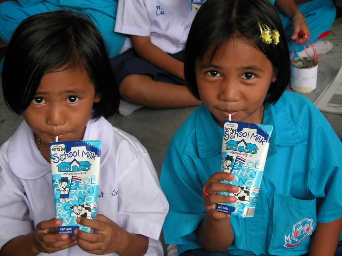 Sữa học đường đã có chuẩn chính thức - Ảnh 4.