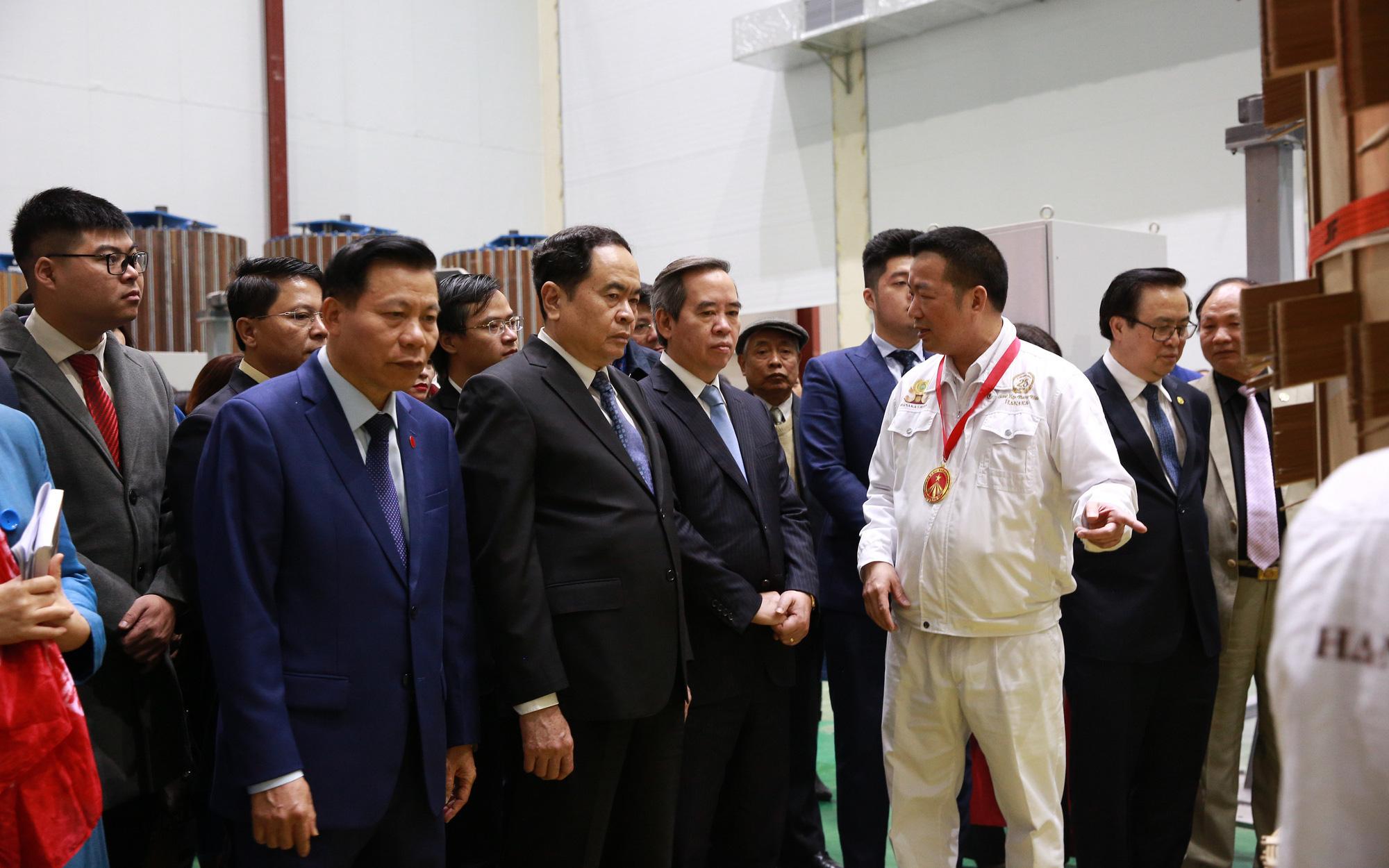 Khánh thành nhà máy sản xuất máy biến áp truyền tải 220-500 kV