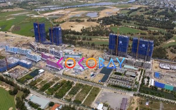Cocobay Đà Nẵng được chấp thuận bán 11 căn liền kề hình thành trong tương lai - Ảnh 1.