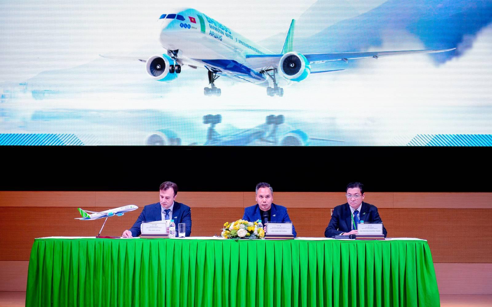 Bamboo Airways lý giải về việc ưu đãi người mua cổ phiếu BAV