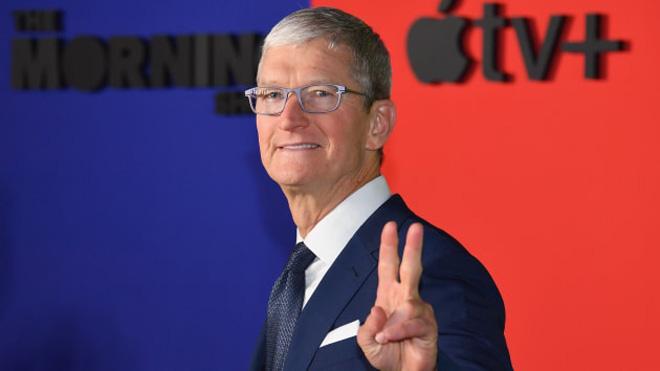 Chứng khoán ngành công nghệ thăng hạng nhờ Apple và AMD - Ảnh 1.