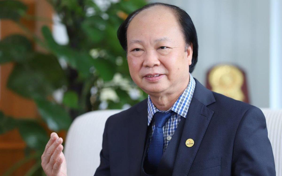 LienVietPostBank thời ông Nguyễn Đình Thắng: Cổ phiếu tậm tịt dưới mệnh giá