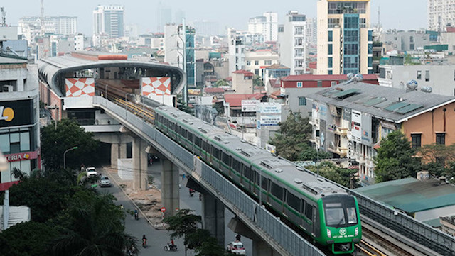 Loạt dự án giao thông trọng điểm của TP Hà Nội vẫn còn dang dở trước thềm năm mới - Ảnh 1.