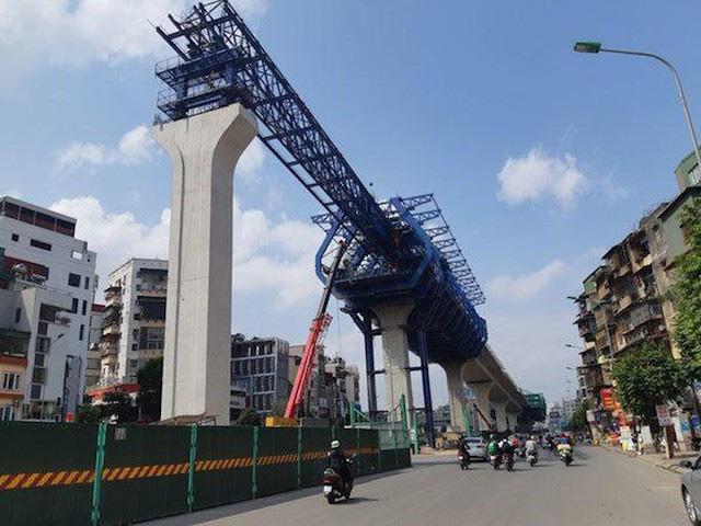 Loạt dự án giao thông trọng điểm của TP Hà Nội vẫn còn dang dở trước thềm năm mới - Ảnh 5.