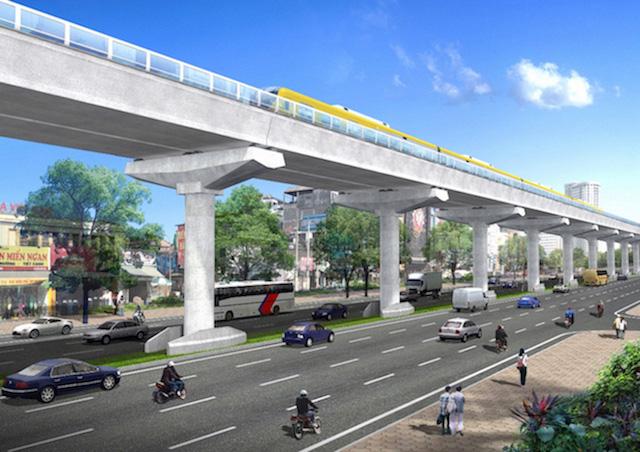 Loạt dự án giao thông trọng điểm của TP Hà Nội vẫn còn dang dở trước thềm năm mới - Ảnh 6.