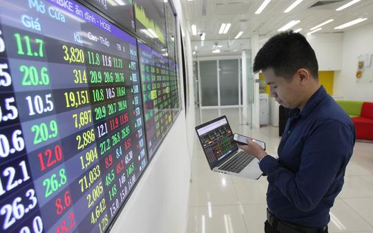 Thị trường chứng khoán 31/12: Lo ngại vấn đề thanh khoản
