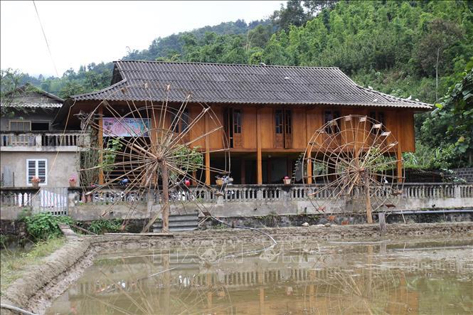 Khởi sắc nông thôn mới vùng cao Hát Lừu tỉnh Yên Bái - Ảnh 2.