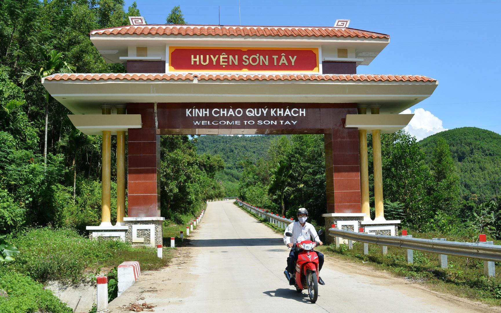 10 năm NTM Quảng Ngãi: Nông thôn miền núi nhiều đổi thay