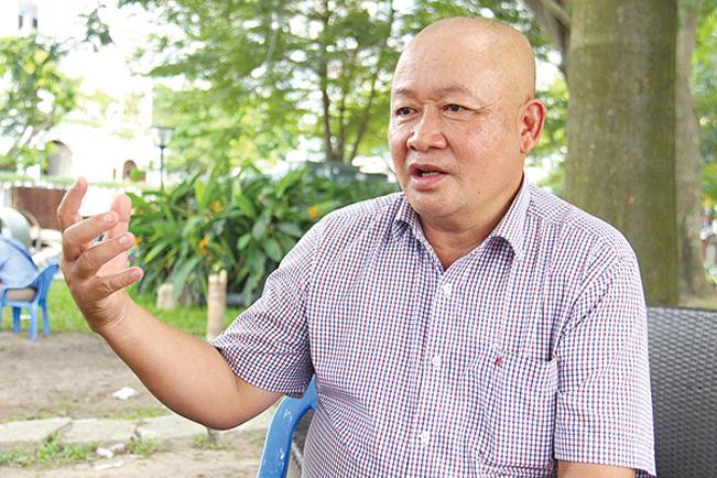 """Chân dung """"vua máy bơm"""" Nguyễn Tăng Cường."""