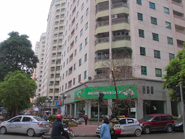 Tọa lạc trên trục đường Hoàng Đạo Thúy, nằm trên quần thể khu đô thị Đông Nam Trần Duy Hưng, Trung Hòa Nhân Chính được thừa hưởng nhiều lợi ích sẵn có của một khu đô thị sầm uất bậc nhất thủ đô.