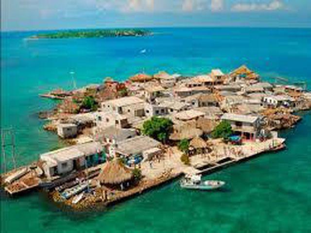Hòn đảo chật chội nhất thế giới nhưng không có bất cứ một con muỗi.