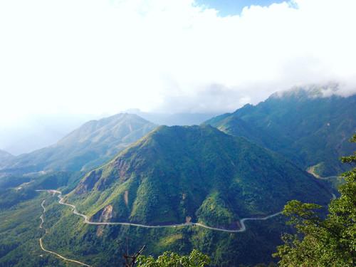 Ô Quý Hồ- một trong Tứ đại đỉnh đèo Tây Bắc.
