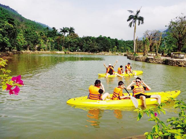 Du lịch sinh thái, hướng đi mang tính đột phá nhằm thúc đẩy phát triển kinh tế - xã hội của Hòa Phú.