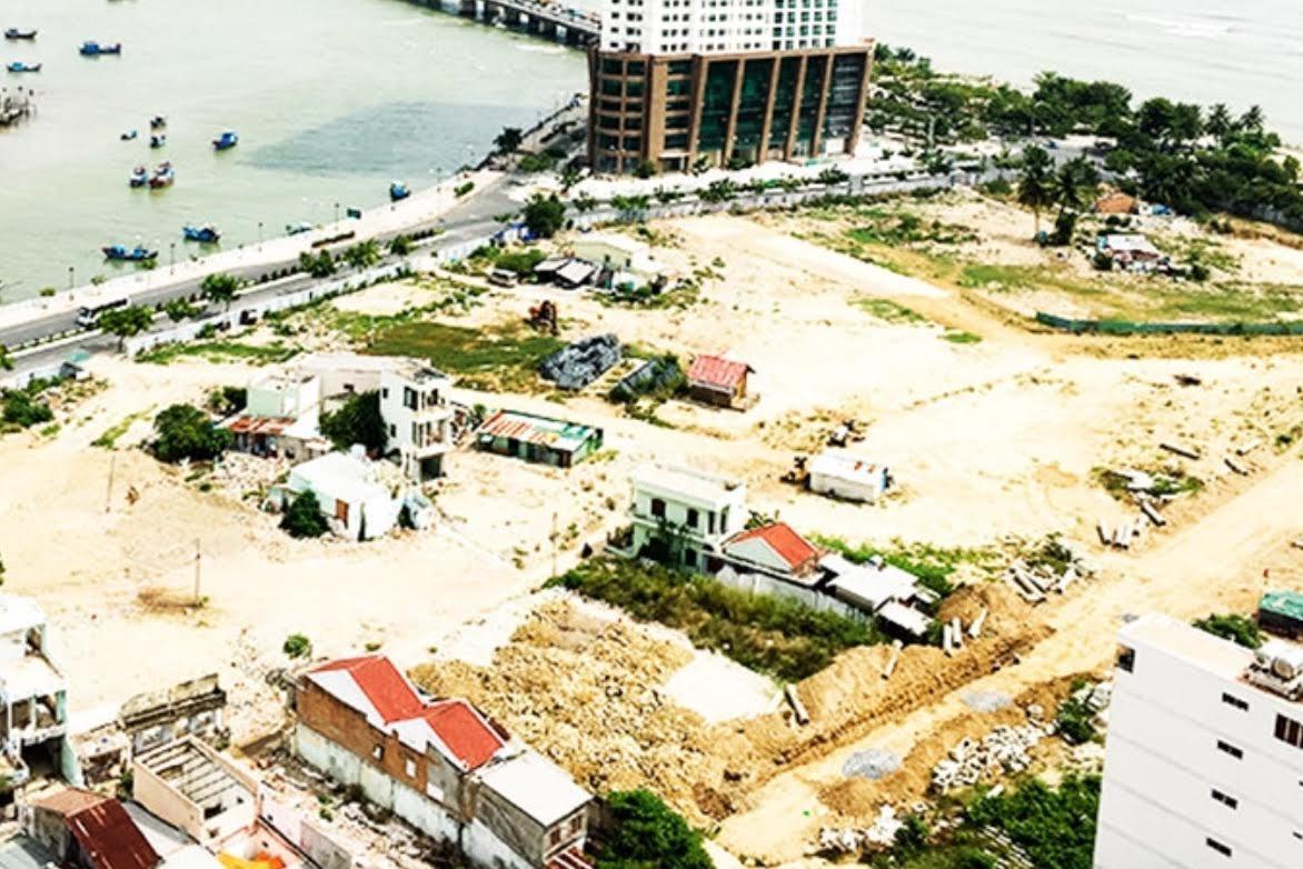 Kế hoạch dự án khu dân cư cồn Tân Lập bị chậm tiến độ.