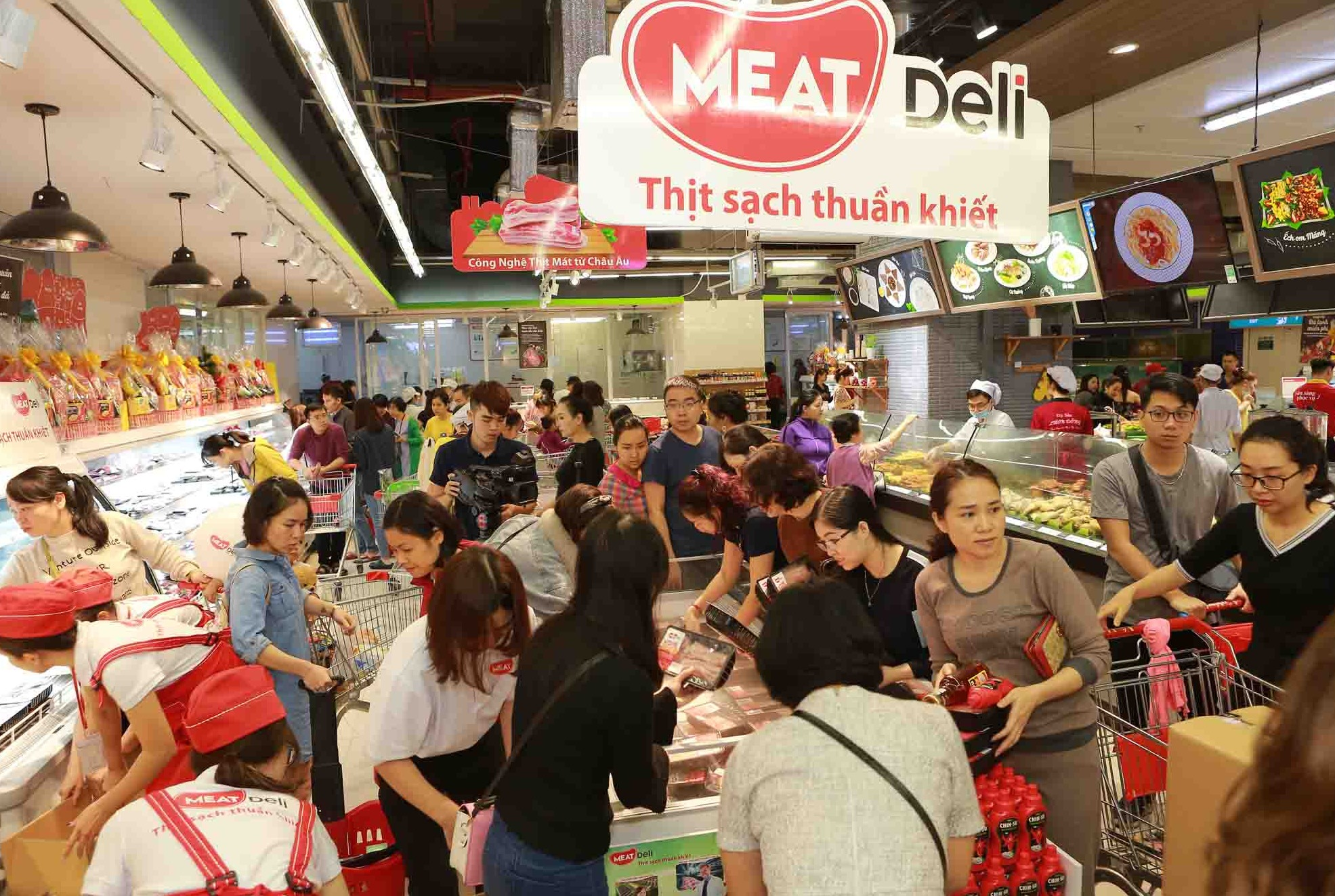 Masan dự kiến sẽ thu 1 tỷ USD từ thịt mát MEATDeli