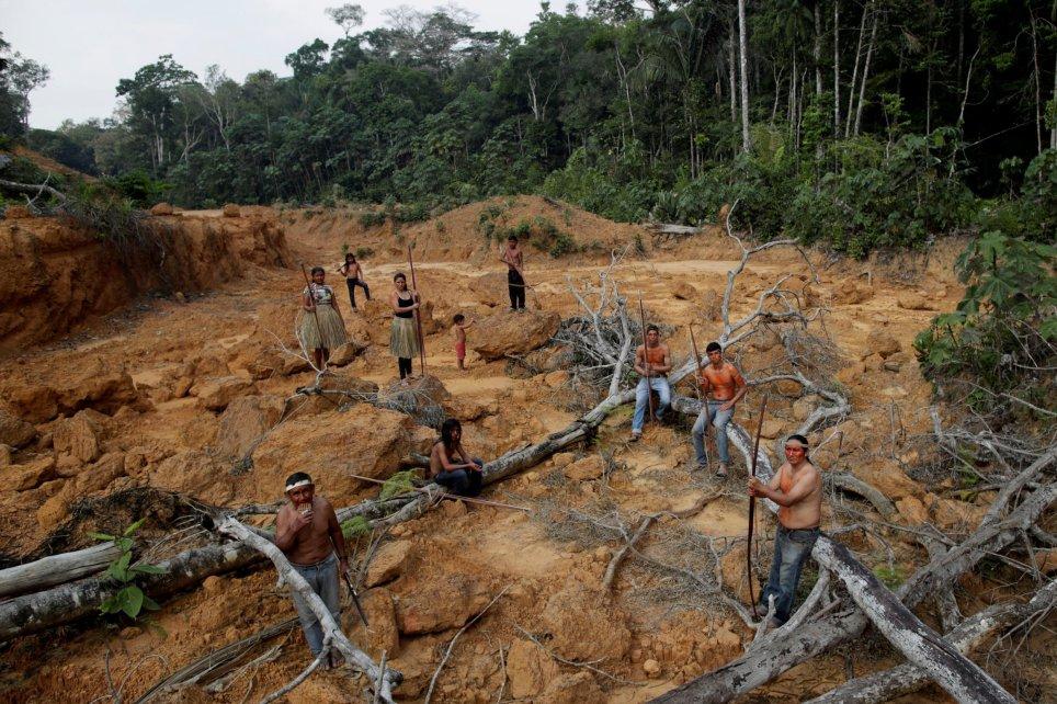 Nhiều thổ dân tại Amazon sẽ bị đẩy vào cảnh