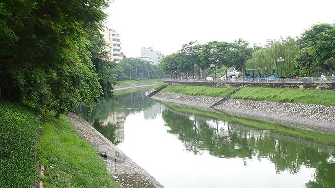 Do ảnh hưởng cơn bão số 3, Hà Nội mưa lớn trên diện rộng suốt mấy ngày vừa qua.