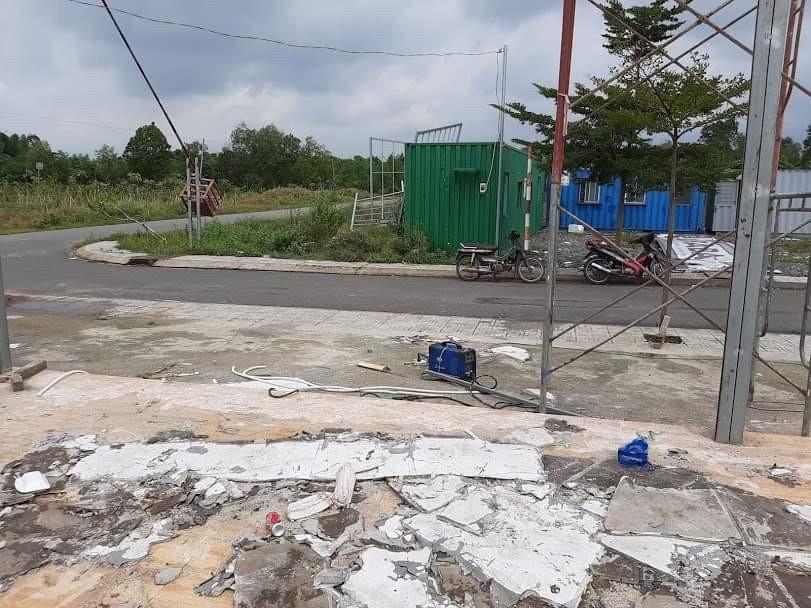 Cảnh hoang vắng ở các văn phòng, dự án khi 'ông chủ' Alibaba Nguyễn Thái Luyện bị bắt