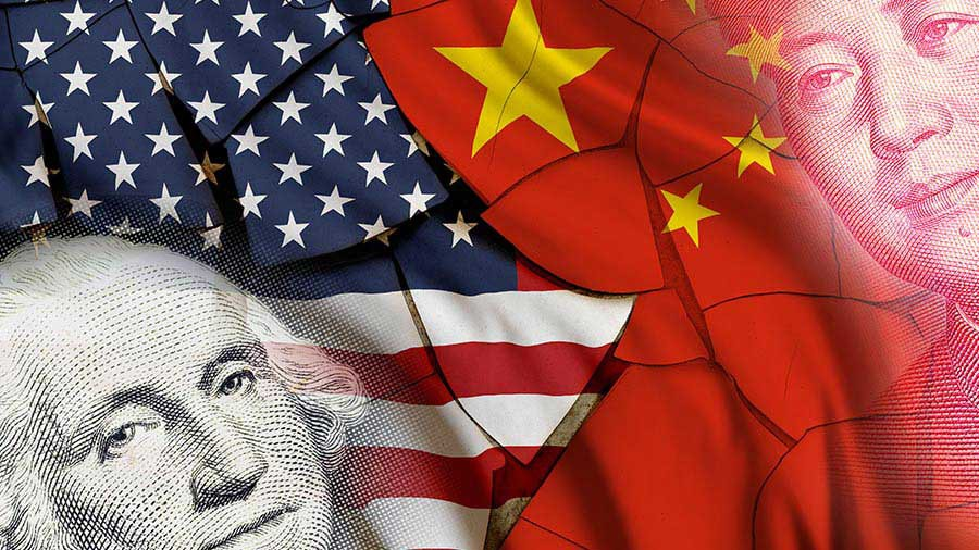 Căng thẳng với Mỹ là nỗi ám ảnh kinh tế Trung Quốc hơn cả làn sóng dịch Covid-19 thứ hai - Ảnh 1.