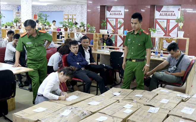 Triệu tập Nguyễn Thái Lực, em ruột hai lãnh đạo Địa ốc Alibaba