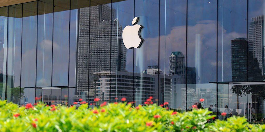 Apple được nhận giải thưởng của Liên Hợp Quốc vì sử dụng 100% năng lượng tái tạo - Ảnh 1.