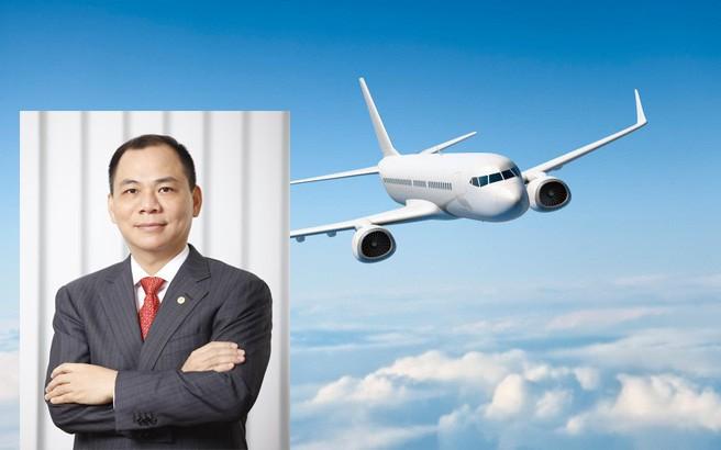 """Vinpearl Air của tỷ phú Phạm Nhật Vượng và bài toán """"cơn khát"""" nhân lực hàng không"""