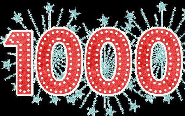 """Mốc 1.000 điểm: VN-Index vấp ngã trước """"cửa thiên đường"""" - Ảnh 1."""