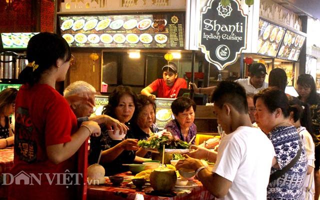 Hồi sinh chợ đêm đầu tiên trong lòng đất ở Việt Nam - Ảnh 11.