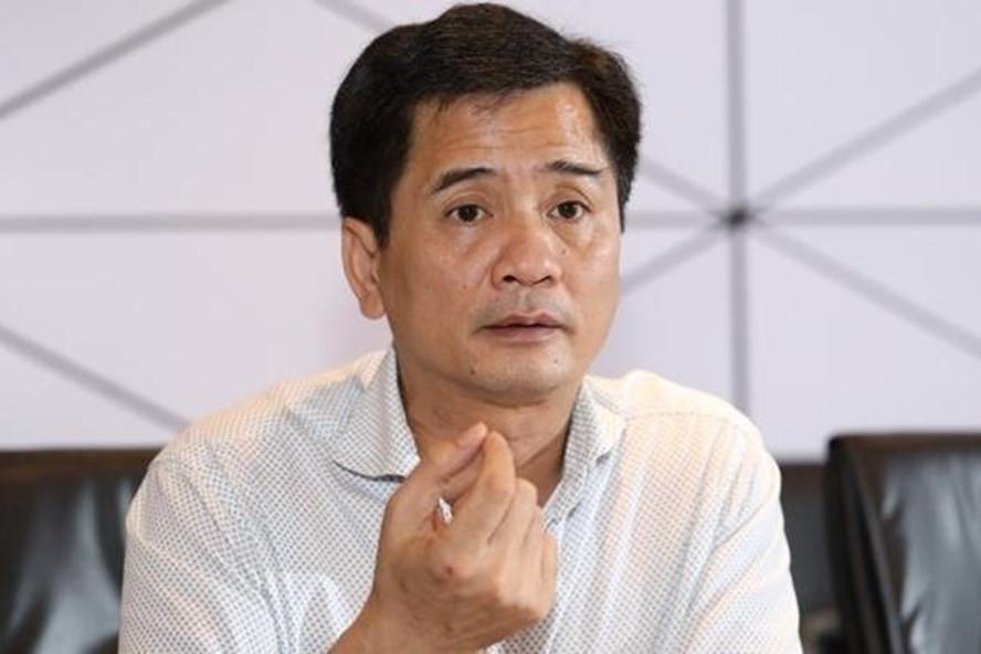 Ông Nguyễn Văn Đính, Phó Chủ tịch - Tổng Thư ký Hội Môi giới BĐS Việt Nam.