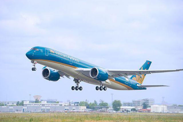 Vietnam Airlines chính thức được cấp phép bay tới Mỹ.