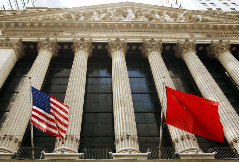 Bắc Kinh dọa trả đũa vụ NYSE hủy niêm yết 3 công ty Trung Quốc - Ảnh 1.