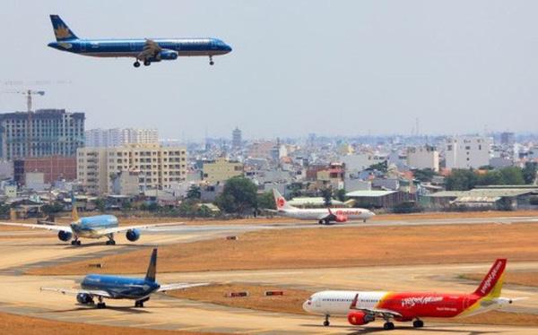 Đề xuất chi hơn 4.000 tỷ đồng cải tạo sân bay Nội Bài, Tân Sơn Nhất - Ảnh 1.