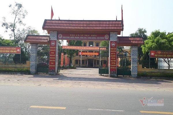Sai phạm liên quan đến đất đai, Bí thư thị trấn ở Hà Tĩnh bị khai trừ Đảng - Ảnh 1.