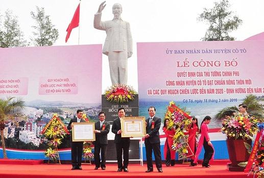 Những kết quả tiêu biểu sau 10 năm xây dựng NTM của tỉnh Quảng Ninh  - Ảnh 3.