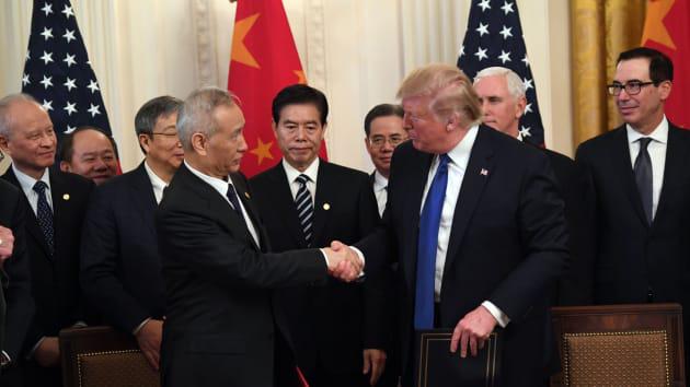 Chuyên gia nhận định thỏa thuận Mỹ Trung vừa ký có 50% nguy cơ đổ vỡ ngay năm nay - Ảnh 1.